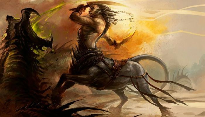 Criaturas Mitológicas Griegas