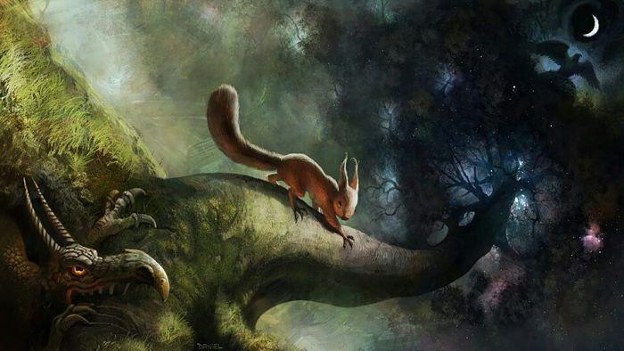 Criaturas Mitológicas Nórdicas