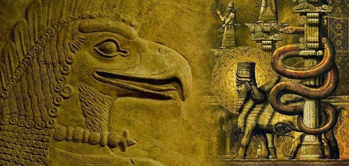 Criaturas Mitológicas Sumerias
