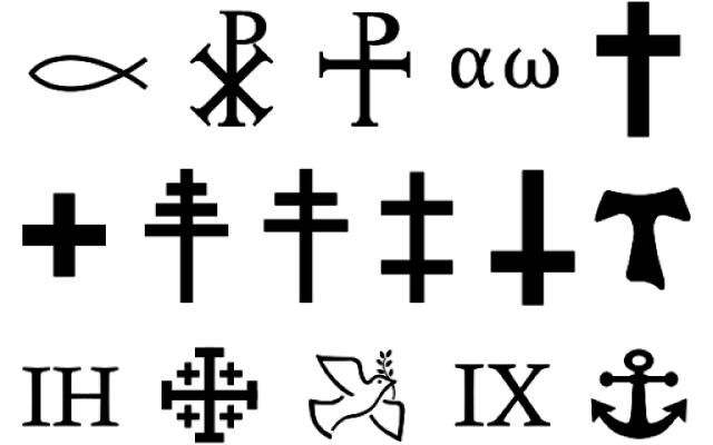 simbología cristiana