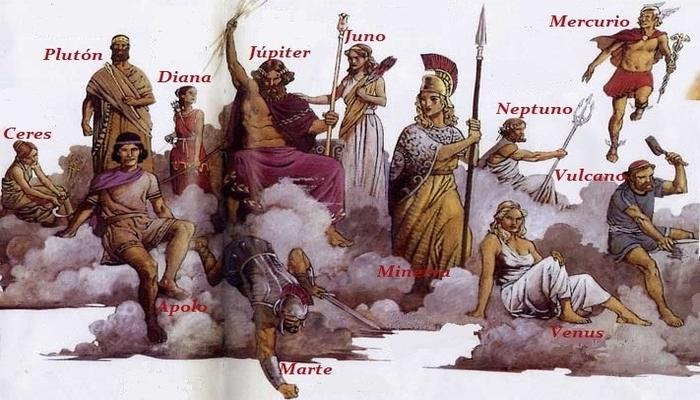 dioses-romanos
