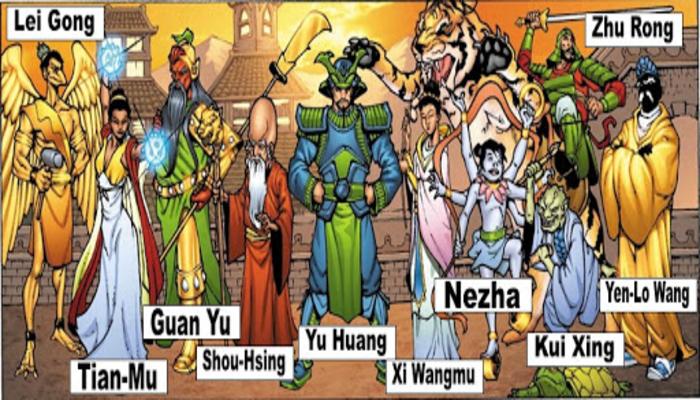 dioses-chinos