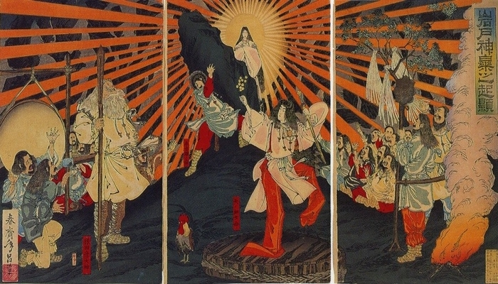 Dioses japoneses: Mezcla de Shintoísmo, Taoísmo y Budismo