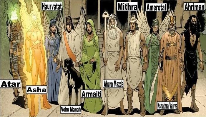 Dioses Persas: Uno de los panteones más antiguos del mundo